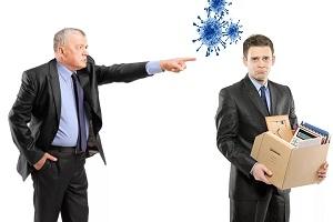 Что делать если работодатель незаконно уволил сотрудника с работы
